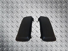 Harley Davidson Fiberglass Saddlebag Lids - Standard Smooth Top