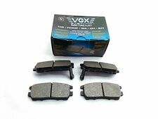VGX MF567 Disc Brake Pad Set, Rear