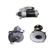 Fits PEUGEOT COMMERCIAL Boxer 2.0 HDi Starter Motor 2000-On - 15912UK