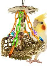 01091 BONKA BIRD TOYS TREE HOUSE toy cage conure cockatiel parakeet quaker