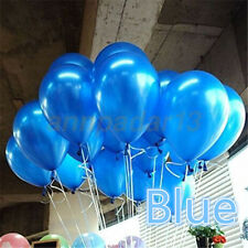 20~10000 Pcs Colorful Pearl Latex Balloon Celebration Party Wedding Birthday 10""