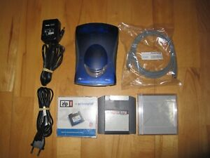 Iomega Zip 250 Laufwerk USB-Drive 250 MB Extern Z250USBPCM,3x Disc,USB,OK