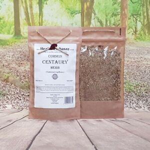 Common Centaury Herb (Centaurium Erythraea - Centaurii Herba) Health Embassy