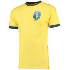 Brazil 1982 World Cup Final Retro Shirt