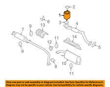 Chevrolet GM OEM 04-05 Aveo 1.6L-L4-Catalytic Converter 96536865
