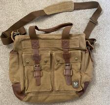 Belstaff Unisex Messenger Bag