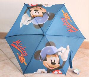 Ombrello  Mickey Topolino Originale Perletti Bimbo Bimba Manuale