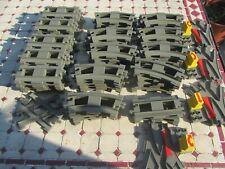 Lego Duplo lot de 78 rails