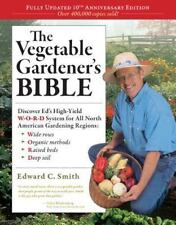 The Vegetable Gardener's Bible by Edward C. Smith (English) Paperback Book Free