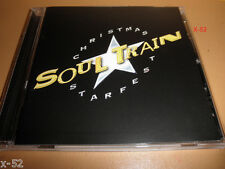 SOUL TRAIN x-mas CD isley BOYZ II MEN patti labelle JAMES BROWN immature AZ YET