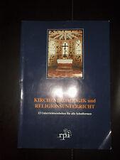 Kirchenpädagogik und Religionsunterricht Thomas Klie