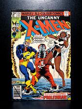 COMICS: Marvel: Uncanny X-men #124 (1979), Spiderman app - RARE