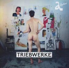 Triebwerke, 1 Audio-CD