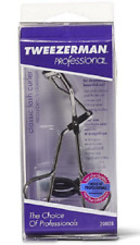 Tweezerman Classic Lash Curler & Comes with 3 Refill Pads, Silver (10349)
