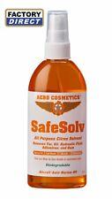 Aero Cosmetics SafeSolv All purpose citrus solvent adhesive remover 8oz