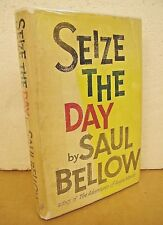 Seize the Day by Saul Bellow 1956 HB/DJ First Edition