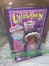 Vintage 1991 Kenner Cupcakes Princess Parfaits Princess Fairy Belle Case-Fresh