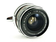 AUTO Miranda WW obiettivo/Lens 35/2.8 Miranda