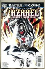 Azrael Death's Dark Knight #1-2009 nm- 9.2 Batman Battle For The Cowl