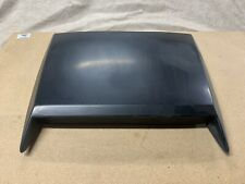 Ford Mustang 1999-2004 GT (New Edge) Hood Scoop, Unpainted, Xenon