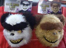 🐼 1 Dead Deady Bear Mask Brown Richard Or Panda B/W Charles Furry Adult 🎁 gift