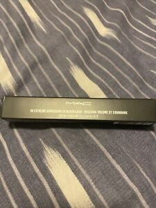 BNIB MAC Cosmetics In Extreme Dimension 3D Black Lash Mascara 12g - Full Size