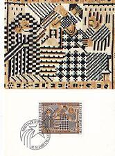 Liechtenstein 1979 Christmas Maxim Card Set Mint in Original Envelope