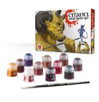 Citadel Base Paint Set Warhammer 40K Age of Sigmar NIB Flipside