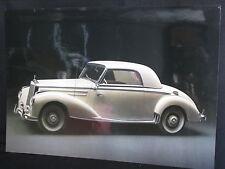 Art Print Mercedes-Benz 220 A Coupé 1951-1954 (W187) (JS)