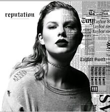 NEW SEALED TAYLOR SWIFT REPUTATION CD