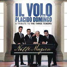 Il Volo, Placido Domingo - Notte Magica ( 2 CD + 1 DVD - Album )