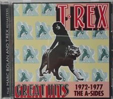 T. Rex Great Hits 1972-1977: The A-Sides  CD 1997 Chronicles Remastered Glam LN