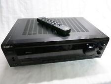 Sony STR-DE 205 Stereo RDS Receiver incl. Fernbedienung, Top 90er Rarität ! ! !