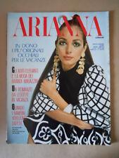 ARIANNA n°151 1969  Settimanale di Moda Italiana [G787]