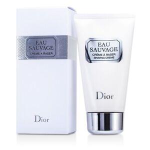 NEW Christian Dior Eau Sauvage Lather Shaving Cream 5.3oz Mens Men's Perfume