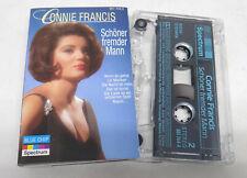Connie Francis schöner fremder Mann MC Cassette spectrum 551 744-4