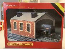 Hornby Boxed Engine Locomotive Shed