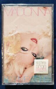 New Sealed Rare Madonna Bedtime Stories cassette Promo Hype K7 CD LP 12 Madame X