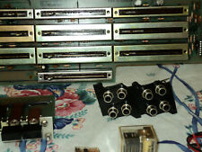 Sae 180 Equalizer Parts. Slide potentiometers. Protection relays; other parts.