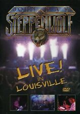 John Kay & Steppenwolf: Live in Louisville (DVD Used Very Good)