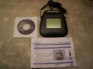 Interlink Epad Ink Signature Tablet USB with Cd 54-84002 Screen Not Scratched