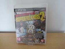 Borderlands 2 Complemento Contenido Pack (PS3) Nuevo Precintado Pal