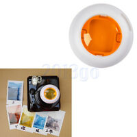 Orange Filter Close Up Lens For Fujifilm Instax Mini 8 7S Film Photo Camera YG