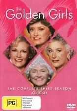 The Golden Girls: Season 3  - DVD - NEW Region 4