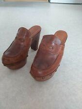 CARVELA leather High Heels Sandals Size UK6