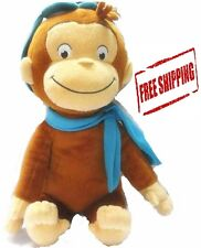 SPECIAL EDITION!! - CURIOUS GEORGE PELUCHE - CURIOSO COME GEORGE - 30 CM -- 12 ""