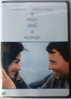 A Man and a Woman (DVD, 2003)