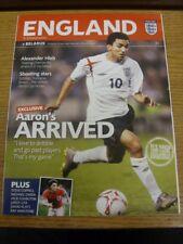 25/05/2006 England B v Belarus [At Reading] . Bobfrankandelvis (aka Footy Progs)