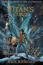 NEW The Titan's Curse (Percy Jackson & the Olympians, Book 3) by Rick Riordan