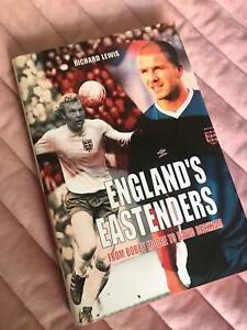 England's Eastenders: From Bobby Moore to David Be... by Lewis, Richard Hardback